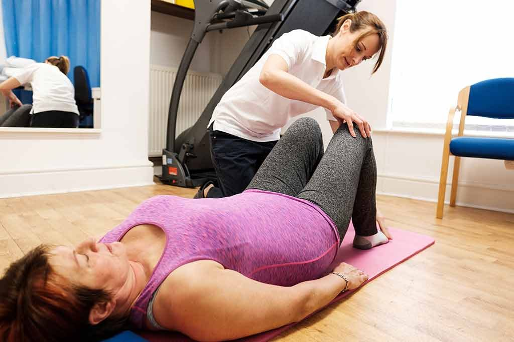 Physiotherapy-Led Pilates