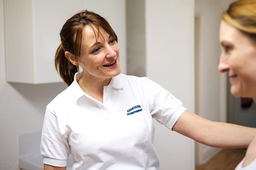 Nicola Jackson Physiotherapist