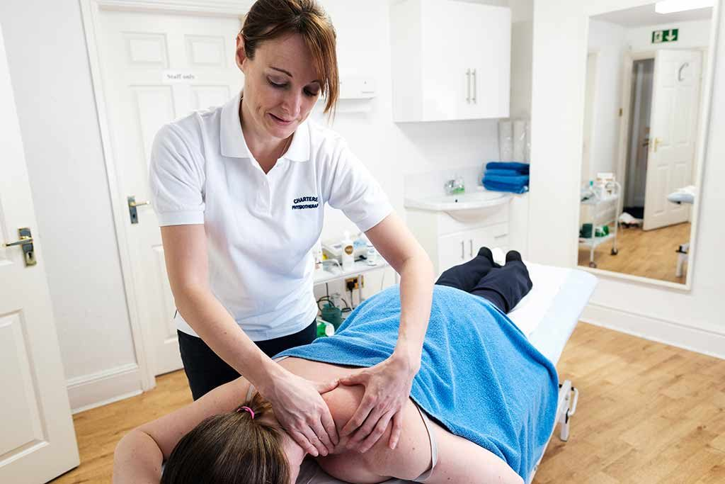 Sports Massage physiotherapy