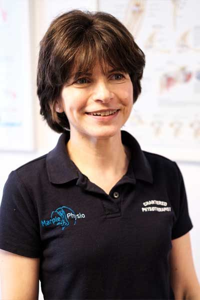 Cath Dougherty Physiotherapist