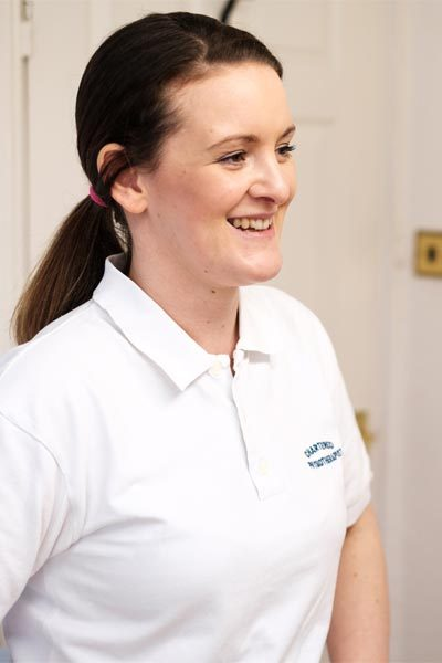 Julie Cash Physiotherapist