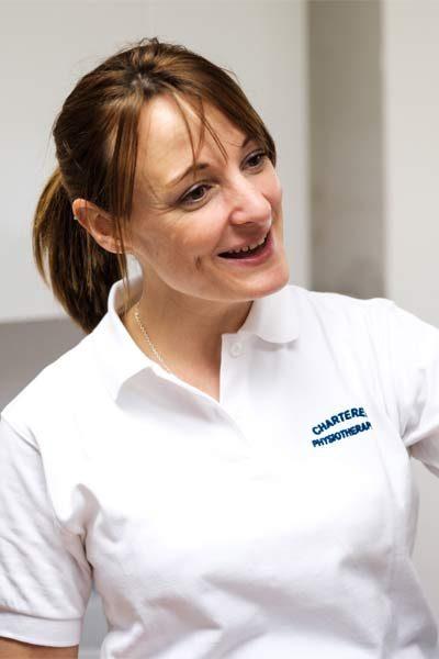 Nicola Jackson Physiotherapist